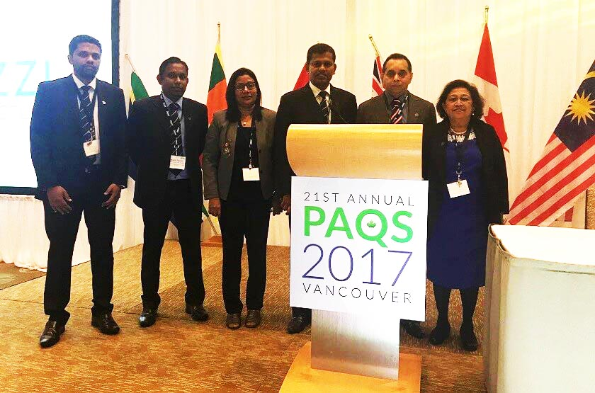PAQS Quantity Surveyor Conference of 2017