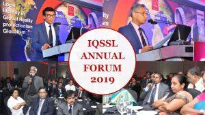 IQSSL Annual Forum 2019