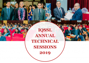 IQSSL Annual Technical Sessions 2019